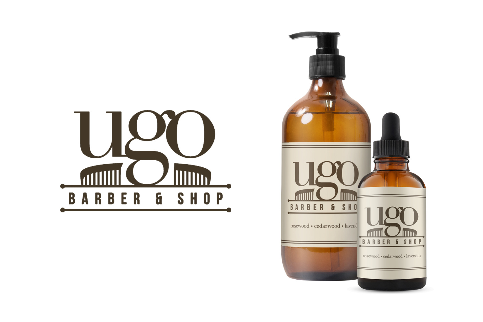 Logo and Product Label Design